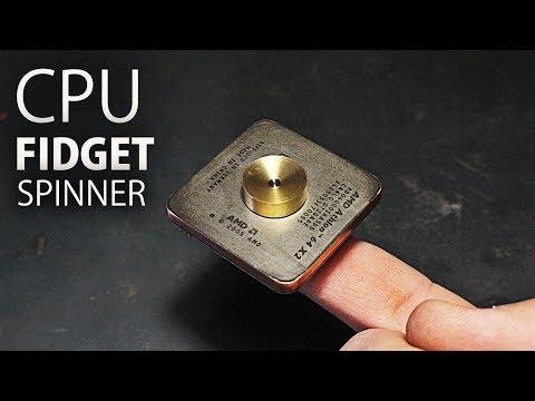 CPU Fidget Spinner!