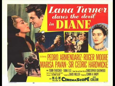"""Finale from """"Diane"""" (1956) - Miklos Rozsa"""