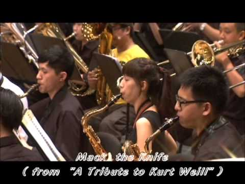 "2014-12 Mack the Knife (from ""A Tribute to Kurt Weill"")"