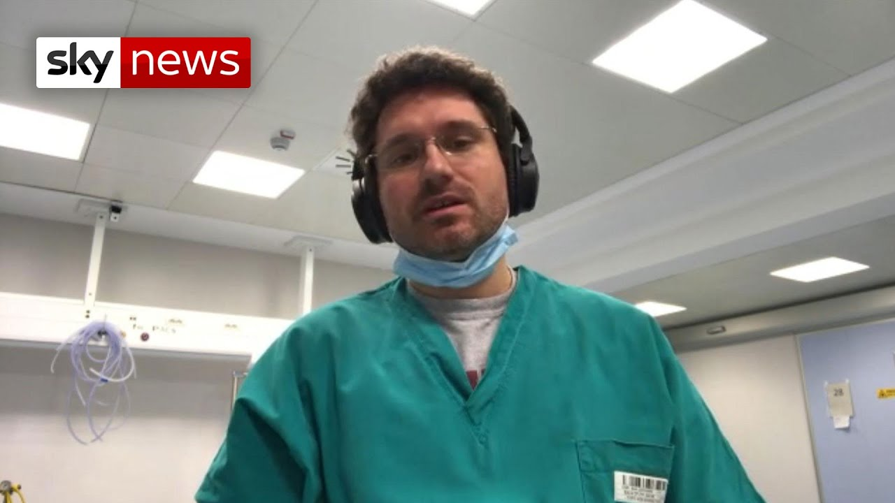 Coronavirus: 'Get prepared as soon as you can', says Italian doctor