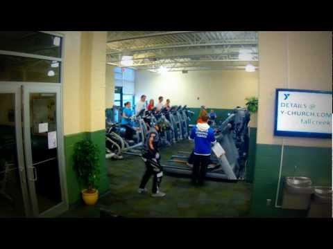 Fishers YMCA Gym Harlem Shake
