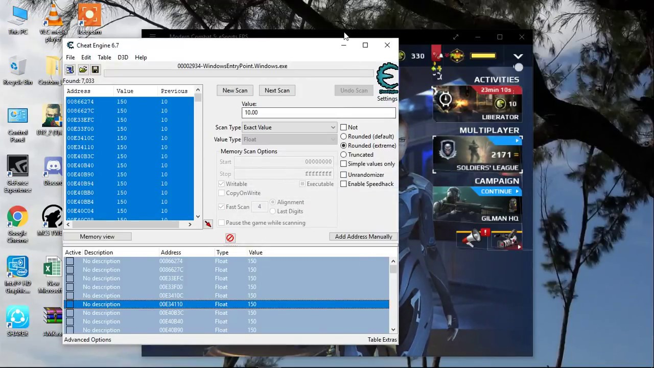 NEW MC5 HACK FOR PC    MC5 NEW HACK USED BY CHEAT ENGINE