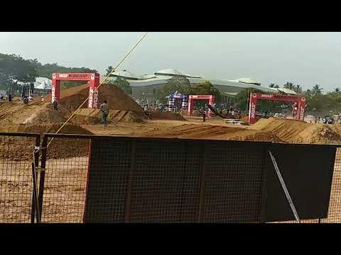 MRF Mogrip FMSCI National Supercross championship 2018 at cochin