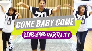 Come Baby Come (Mega Mix 44) | Zumba® Choreography by Mark | Live Love Party