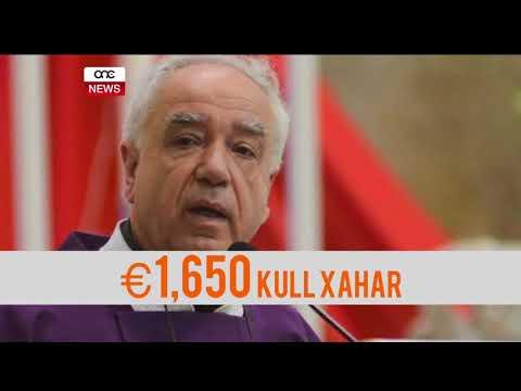 €65,000,000 F'DIRECT ORDERS MINN 4 MINISTERI TAL-PN.