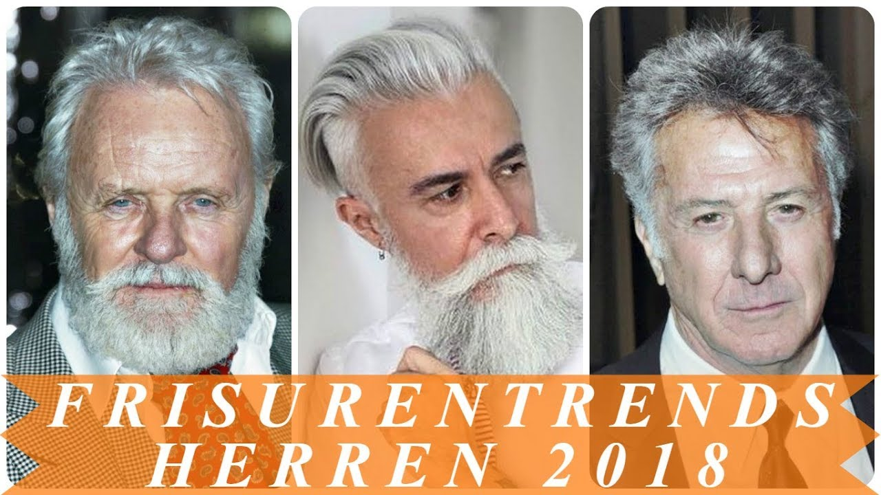 Aktuelle Frisuren Fur Altere Manner 2018