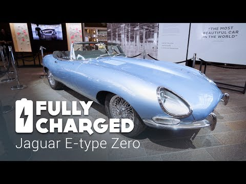 Jaguar E-Type Zero | Fully Charged