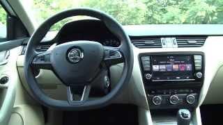 Škoda Octavia 1.4 TSI G-Tec