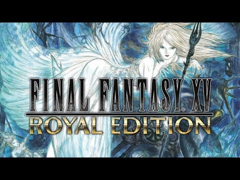 Final Fantasy XV Royal Edition [Reacción] - Caty Sky