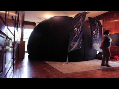 プラネタリウムドーム作製 | Homemade planetarium dome | Doovi