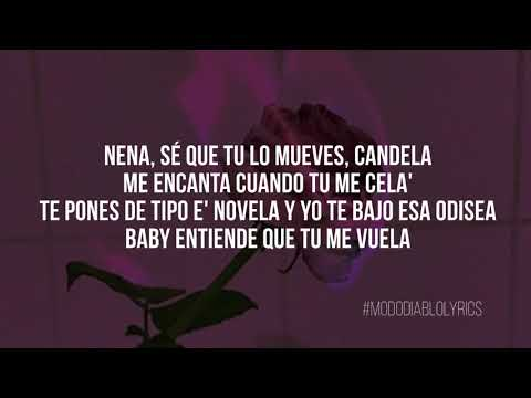 Khea ft. Brytiago • Calentita 🔥 • (LETRA // LYRICS ) • HQ