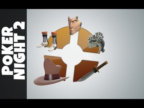 Team Fortress 2 - Poker Night At The Inventory/Poker Night 2 - Przedmioty I Informacje [ FRODOnap ]