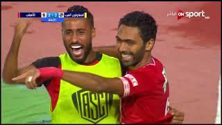 الاهلى بطل الدورى اهداف الاهلي والمقاولون العرب 3 - 1   الجوله 33 الدوري المصري 2018 - 2019