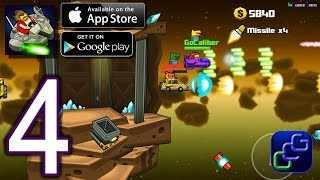 Toon Shooters 2 Freelancers Android iOS Walkthrough - Part 4 - Multiplayer