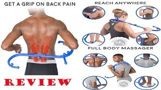 Body Back Buddy Original Trigger Point Therapy Self Massage Tool REVIEW