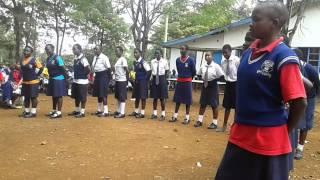 St.Albert Ulanda girls m