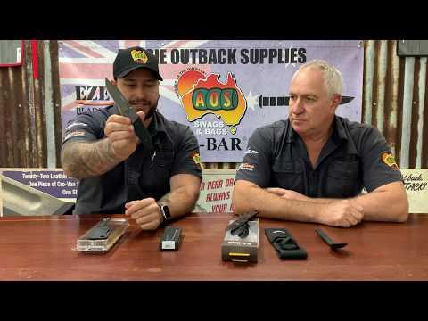 NEW KA-BAR Releases Australia June 2020