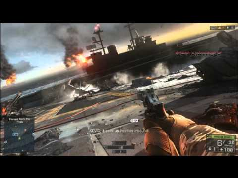 Battlefield 4 Campaign - Mission 3 - South China Sea