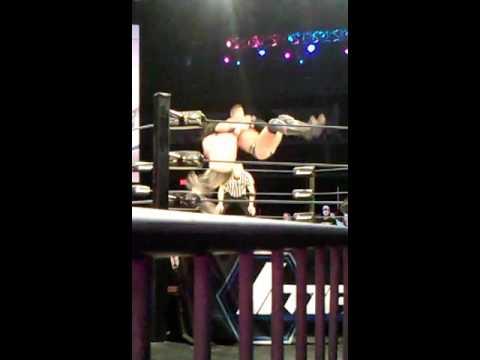 TNA Wrestling Hardy Vs C3