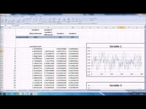 Module 3A: SESSION 5 FITTING A BOX-JENKINS MODEL (SIMULATED DATA)