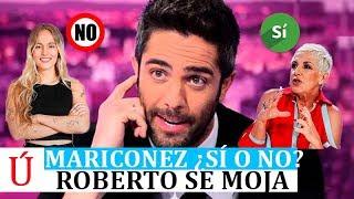 Roberto Leal, se moja ''Yo no cambiaría nunca la letra de la canción de Mecano'' Operación Triunfo