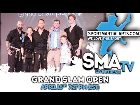 SMA-TV LIVE STREAM - 2016 Grand Slam Open Finals