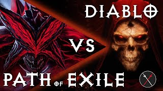 Path of Exile vṡ Diablo: Is Path of Exile Better Than Diablo? Which One Should You Play?