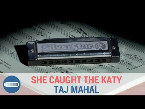 How To Play She Caught The Katy By Taj Mahal Intro And Verse 1 On Eb Harmonica