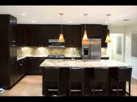 Gambar Desain Dapur Modern Interior Minimalis Sederhana