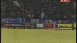 Sriwijaya Fc Vs Arema (2-1) Piala Indonesia 2010