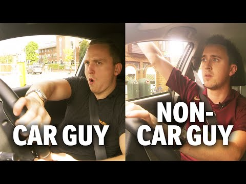 Thumbnail: Car Guys VS Non-Car Guys