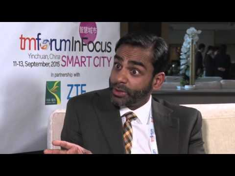 Samir Saini Interview at Smart City InFocus 2015