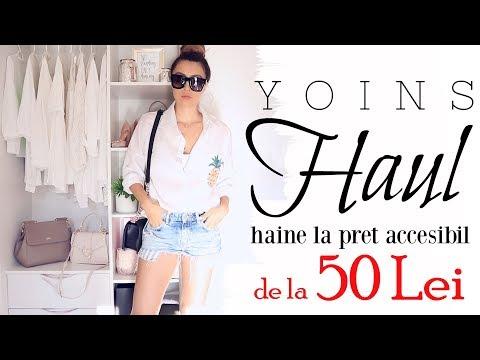 Haul Cu Haine Ieftine (de La 50 Lei) | Yoins