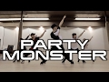The Weeknd - Party Monster - James Marino Choreography
