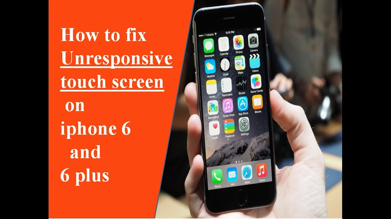 fix iphone 6 screen how to fix iphone touch screen unresponsive problem 1687
