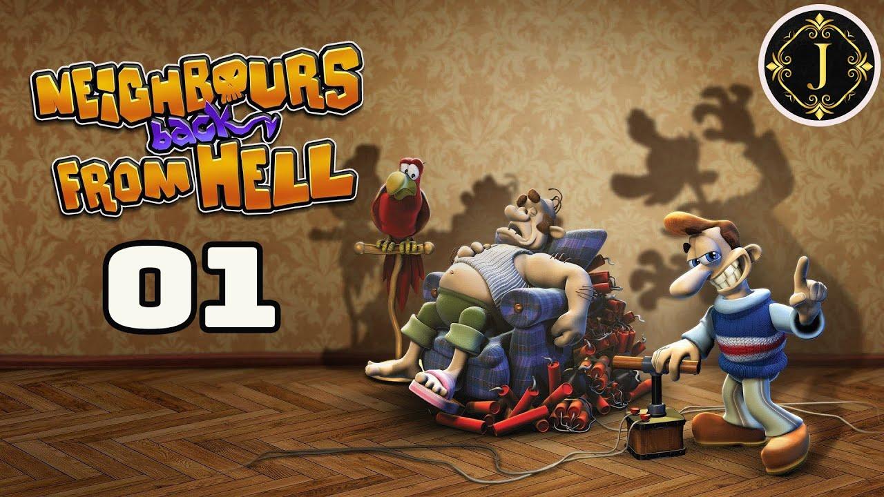 Download Neightbours Back From Hell Part#01 Woddy der Nachbar aus der Hölle