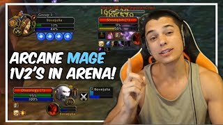 INSANE MAGE 1v2s!! (And my #1 Problem w/ World of Warcraft)