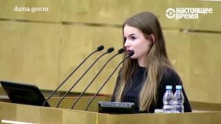 """Саша Спилберг """"учит"""" депутатов как наладить общение с молодежью"""