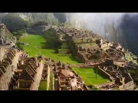 2016 Peru: Machu Picchu and Miraflores Beach Timelapse