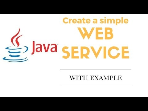 Create Simple Web Service in Java: The Easy Way