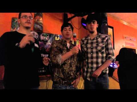 David Bro, Michael Moore and Jeremy Bradford   Austin {Karaoke by KeysDAN}