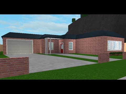 how to make a two floor house in bloxburg