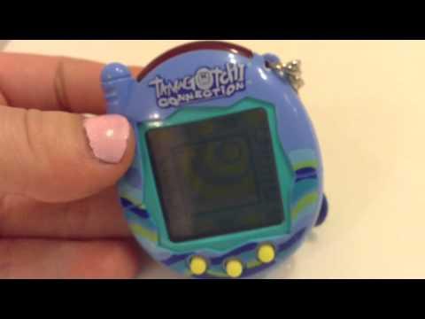 TAMAGOTCHI Connection Keychain Virtual Pet Toy Bandai - YouTube edfe8b74b