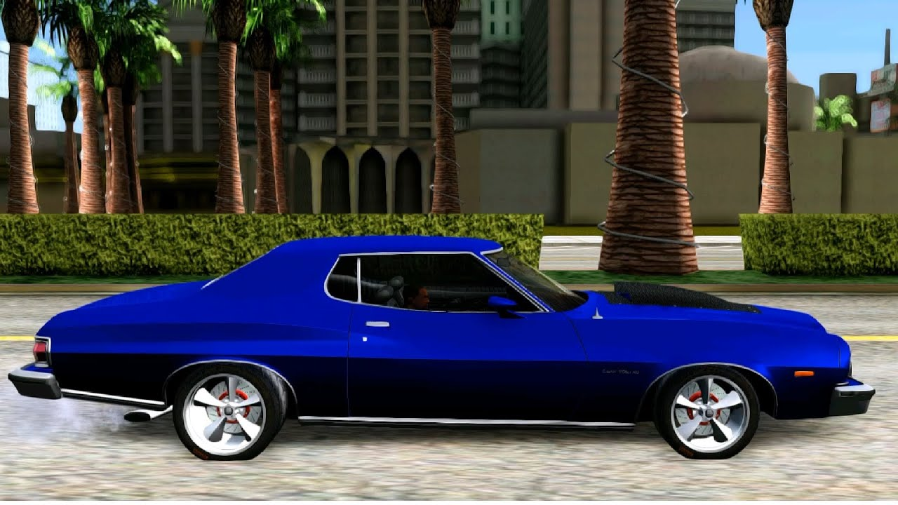 1975 ford gran torino special edition gta mod youtube. Black Bedroom Furniture Sets. Home Design Ideas