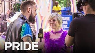 Carly Rae Jepsen At Toronto Pride | ET CANADA PRIDE