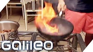 Reine Männersache: Kochen in Peru | Galileo | ProSieben