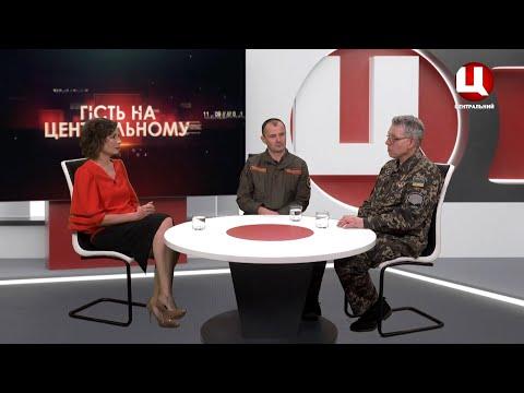 mistotvpoltava: Леонід Климчук, голова ГО «Бойове братерство України», Олександр Товпига, начальник відділу