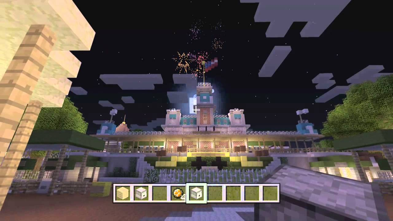 Minecraft xbox one pc converted map disney world firework show minecraft xbox one pc converted map disney world firework show gumiabroncs Image collections