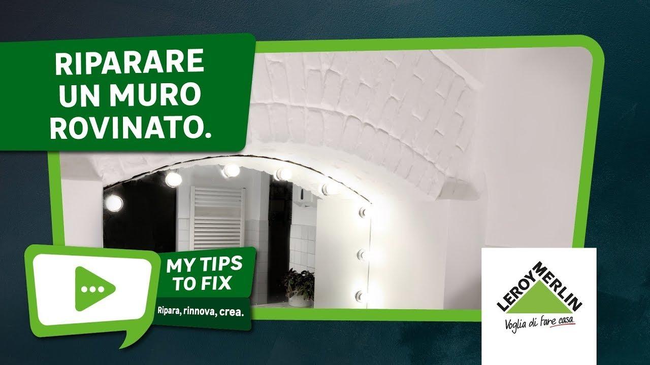 Download My Tips To Fix: Come sistemare un muro rovinato   Leroy Merlin