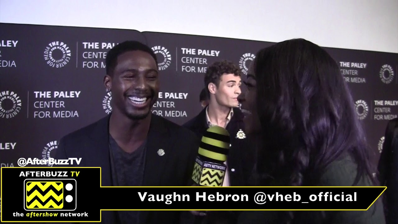 Vaughn Hebron Interview   An Evening With Tyler Perry's The Oval 2019